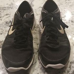 Black Nike Training Sneakers